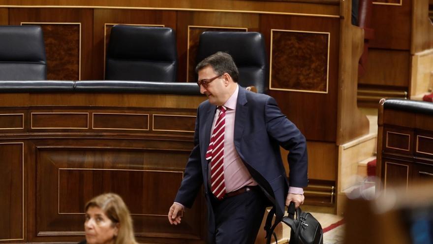 """Esteban visitó en la cárcel a Jordi Sánchez, que le transmitió su confianza en que se forme un Gobierno """"estable"""""""