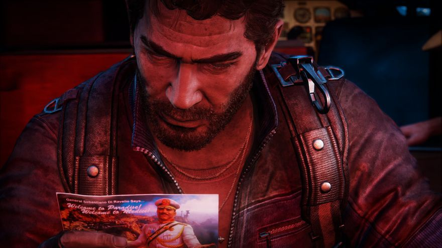 Just Cause 3 Gamescom