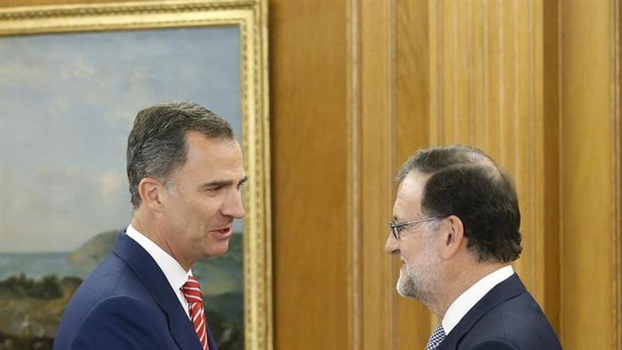 """Rajoy intentará lograr """"en tiempo razonable"""" los apoyos para su investidura"""