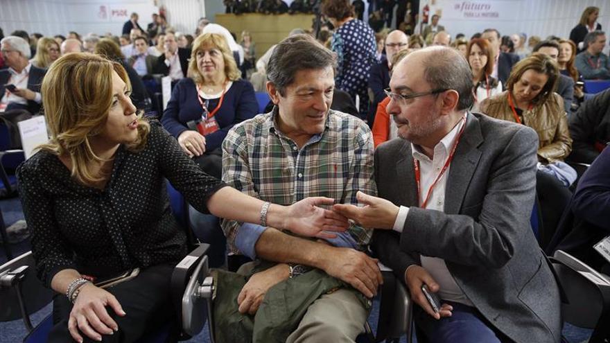 """Susana Díaz: """"España necesita como nunca que gane el PSOE"""""""