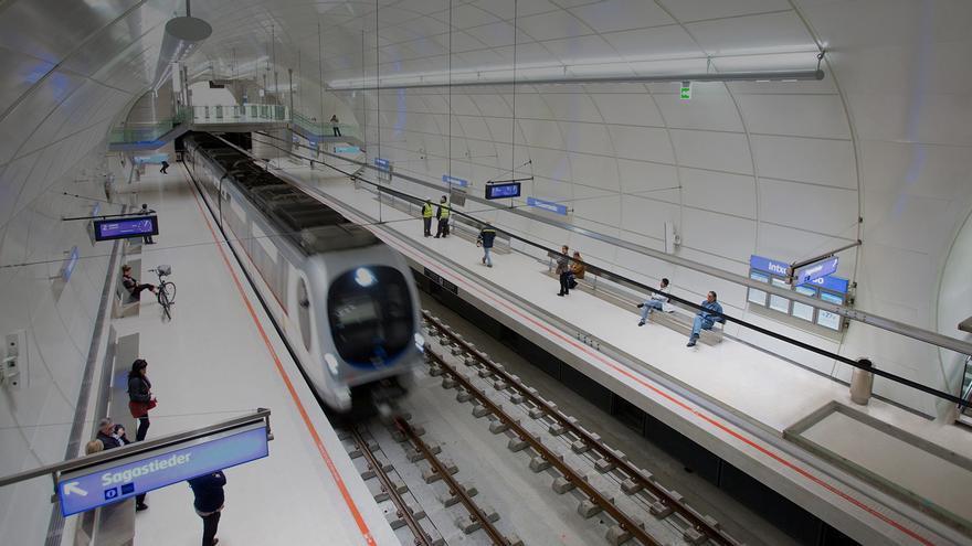 Para la ampliación del TOPO de San Sebastián, su sistema de ferrocarril metropolitano, se construirán tres nuevas estaciones