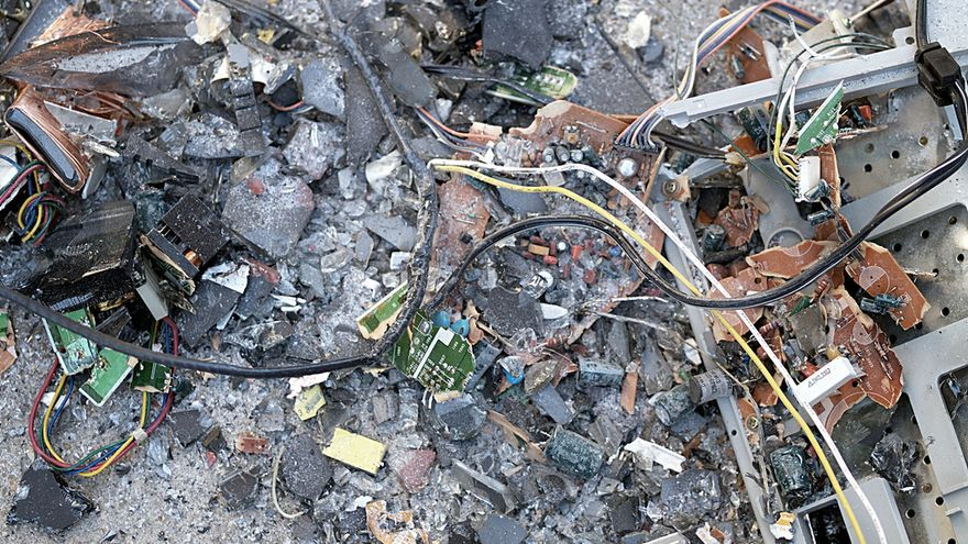 Muchas de las compañías de la India encargadas de reciclar residuos han funcionado por debajo de su capacidad