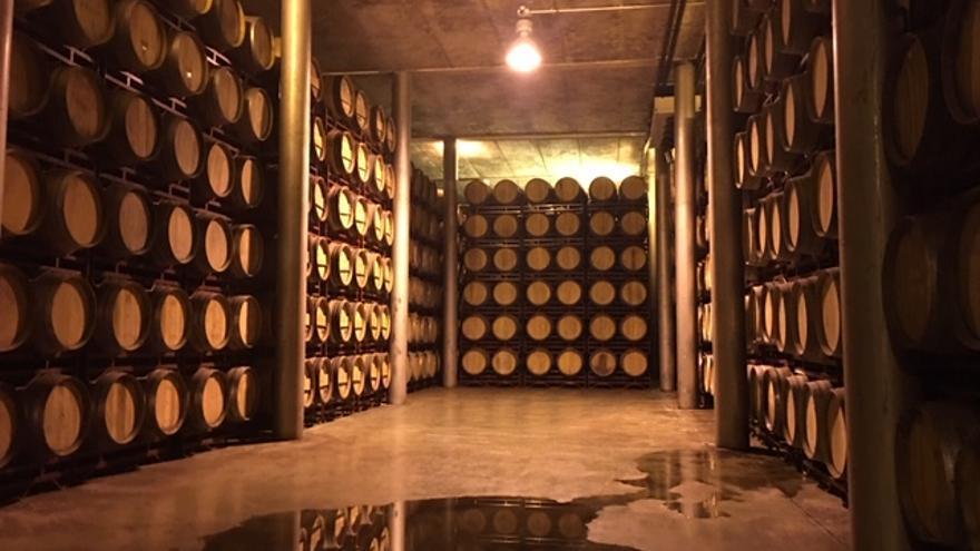 Un total de 30.000 barricas en la Cooperativa Virgen de las Viñas