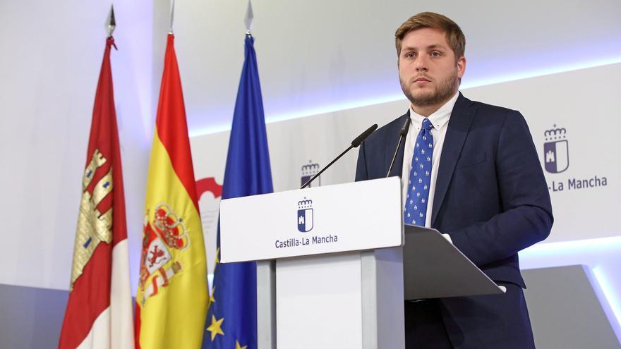 Nacho Hernando, protavoz de Gobierno
