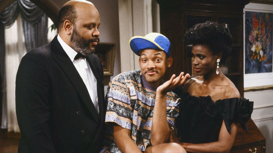 El príncipe de Bel-Air, con Will Smith