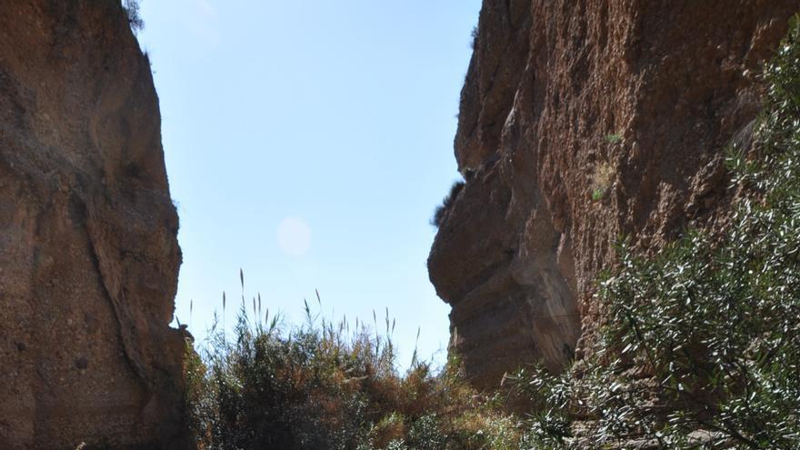 Río Chícamo, Abanilla
