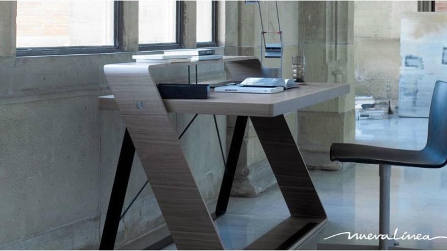 Diseño de Nueva Línea, una de las firmas vascas presentes en Milan.