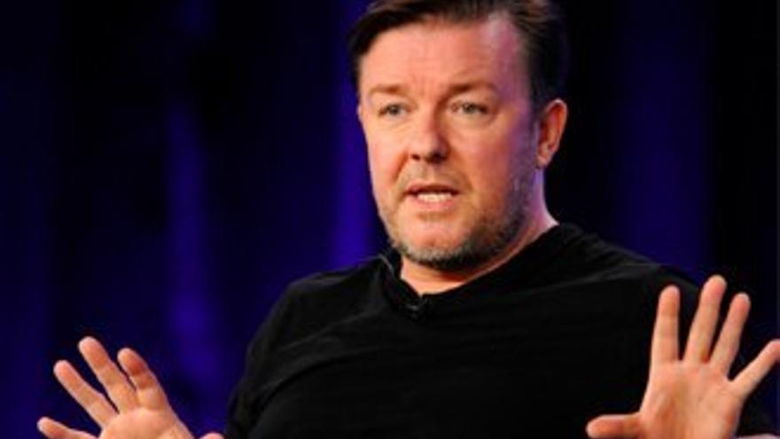 """Ricky Gervais: """"Si torturas a un toro, que te j..."""""""