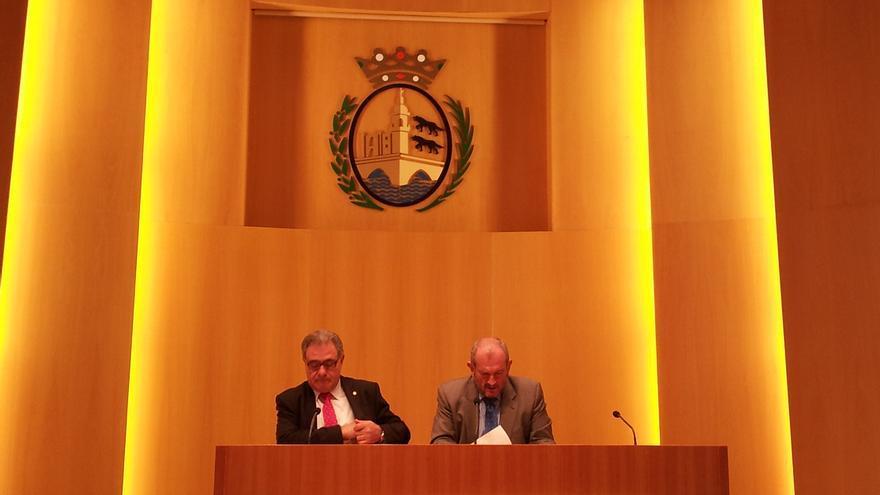 """Presentación """"Plan de Lucha contra la Pobreza 2014"""" del Ayuntamiento de Bilbao."""