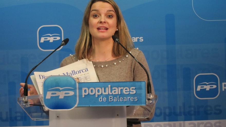 PP balear niega los pagos en efectivo relativos a su sede y muestra tres transferencias por 579.000 euros
