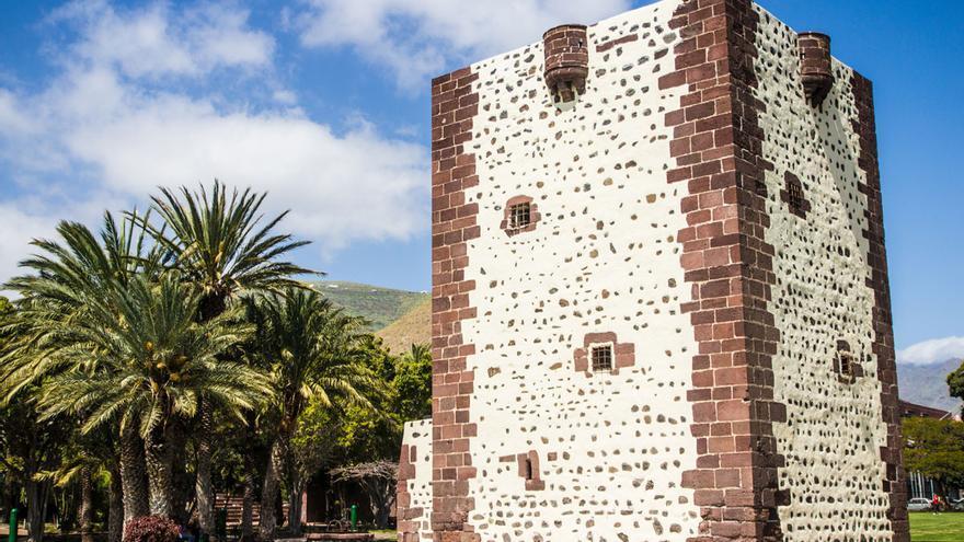 La Torre del Conde en San Sebastián