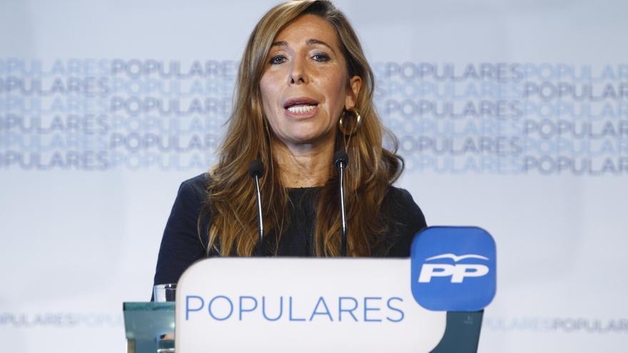 """Camacho, tras la invitación de Mas: """"Ni son las formas ni es el momento porque Rajoy va a un acto de partido"""""""