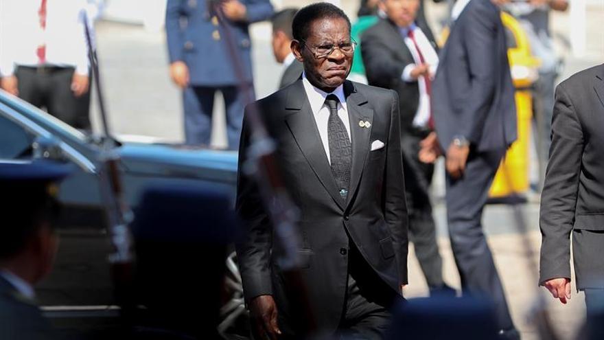 El general Mahamat Kodo, supuesto cabecilla del presunto golpe contra Obiang