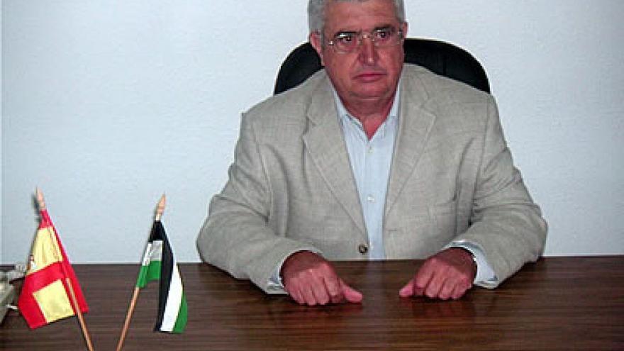 Agustín castellón alcalde Casas Reina