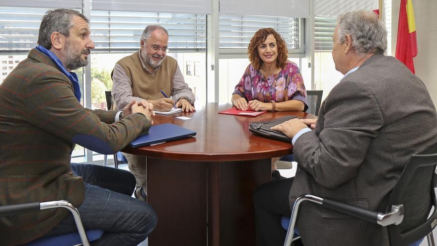 Mensajeros por la Paz abrirá en primavera una residencia en Suances