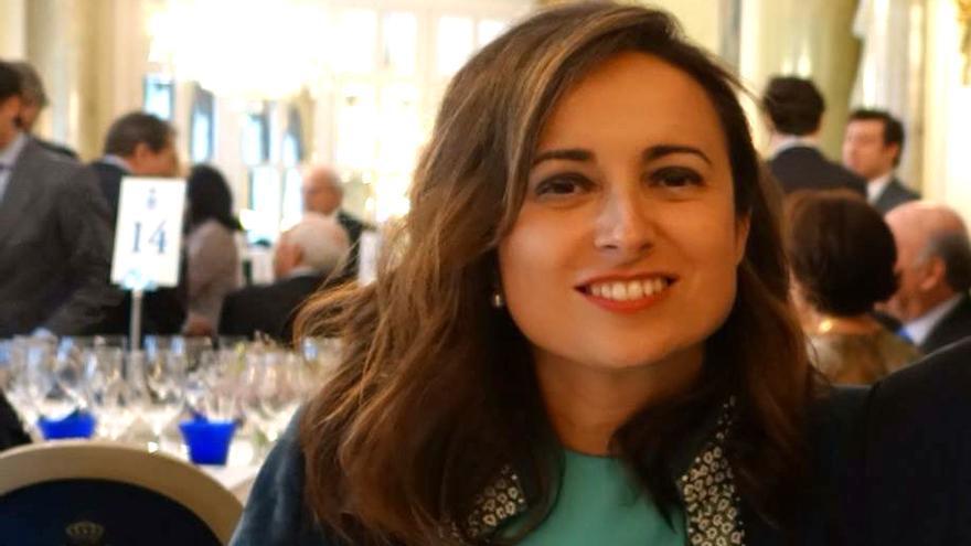 Belén Reyero, la que fue responsable del departamento de eventos de la empresa pública de la Generalitat Sociedad Proyectos Temáticos