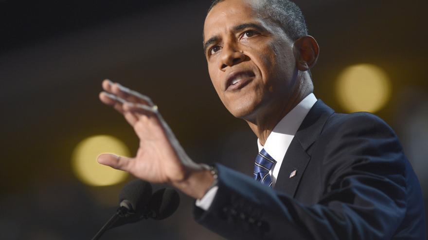 """Obama llama al """"patriotismo económico"""" y Romney pide el voto de los mineros"""