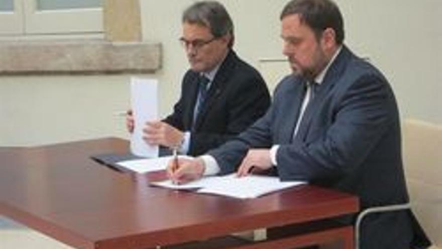 """Cataluña, """"sujeto político y jurídico soberano"""""""