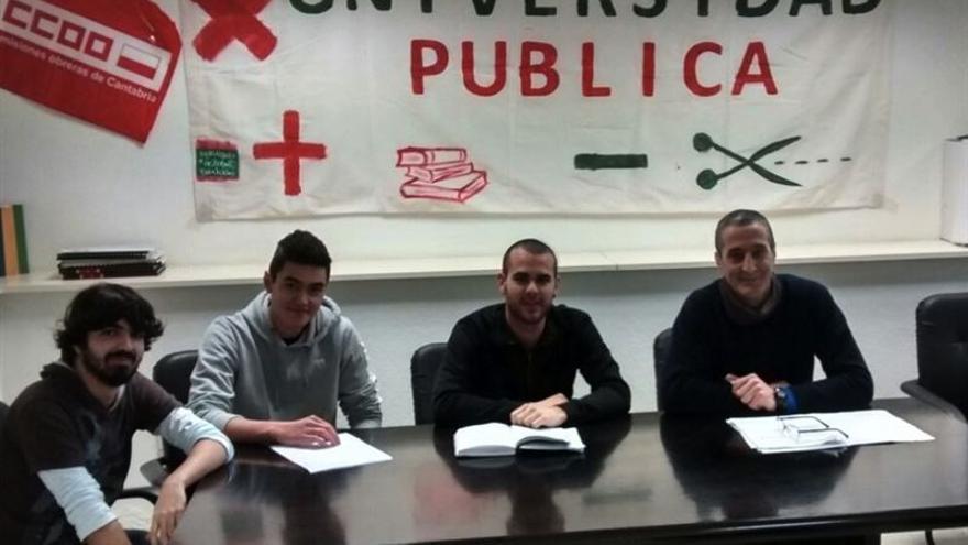 El Colectivo de Estudiantes se suma a la huelga del 26-F contra la reforma de títulos de grado universitarios.