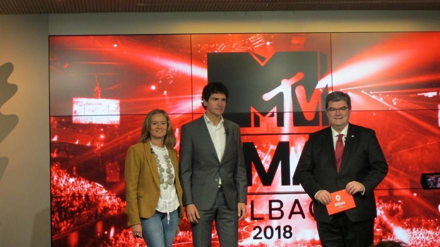 Los premios MTV traerán a Bizkaia un retorno económico de unos 44 millones y contribuirán a crear o mantener 600 empleos