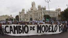 Margarita Padilla: 15-M, ¿política o economía?