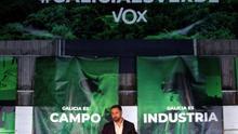 "Vox en Galicia: un partido sin apenas implantación y ""la abueliña de Abascal"" como reclamo por si Feijóo no suma 38"