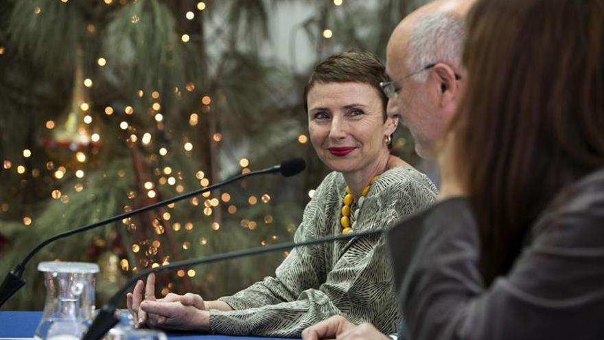 La joyera Helena Rohner quiere dar el salto a la escultura