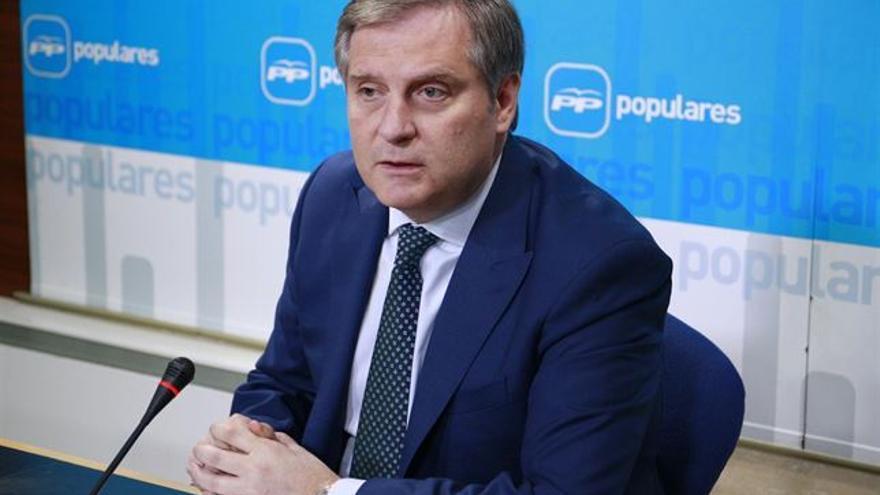 Francisco Cañizares, portavoz del PP en Castilla-La Mancha / Foto: Europa Press