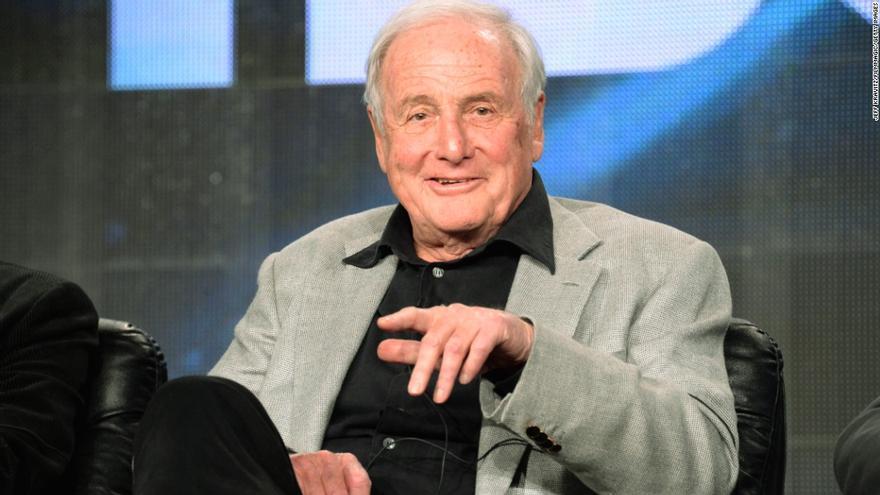 El productor de cine y música, Jerry Weintraub
