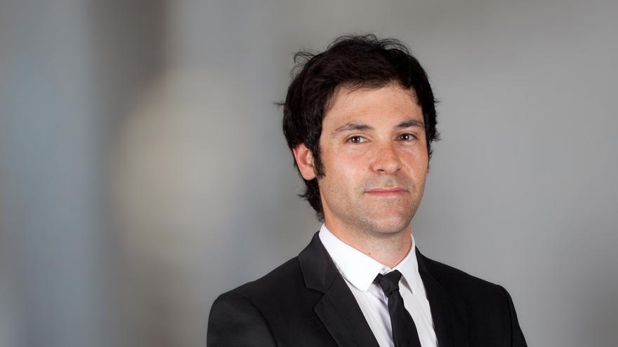 El periodista y escritor Andreu Jerez