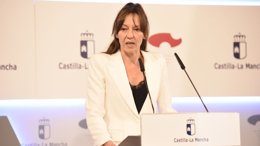 La consejera de Podemos en el Gobierno castellano-manchego, Inmaculada Herranz