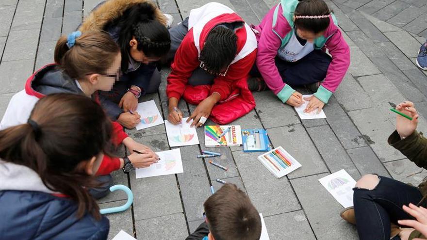 La Campaña Mundial por la Educación recuerda que hay 263 millones de menores sin escolarizar