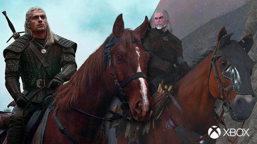 Netflix y Xbox se pican en Twitter por la serie de 'The Witcher'