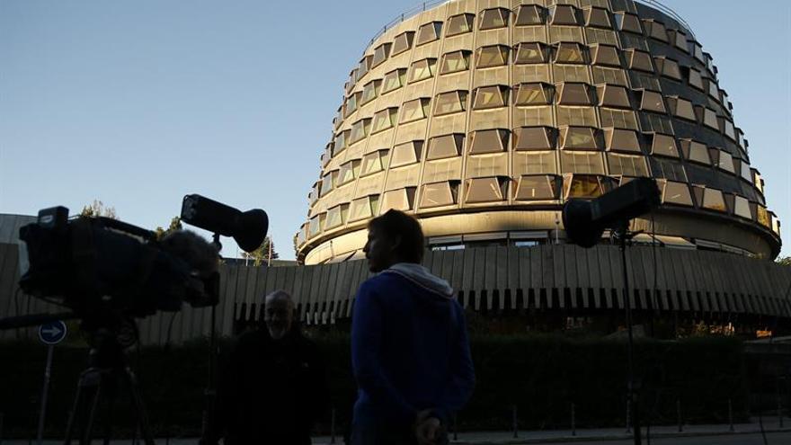 El TC anula la declaración unilateral de independencia de Cataluña