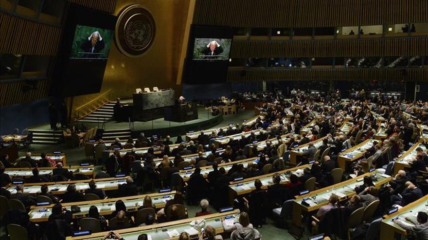 La Asamblea General de las Naciones Unidas inaugura su 70 sesión