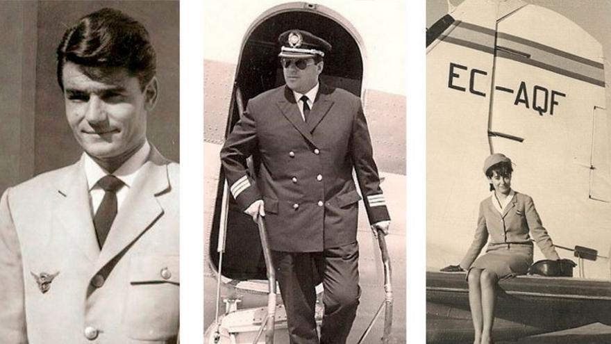 El CIBRA homenajeará el piloto toledano Eugenio Maldonado