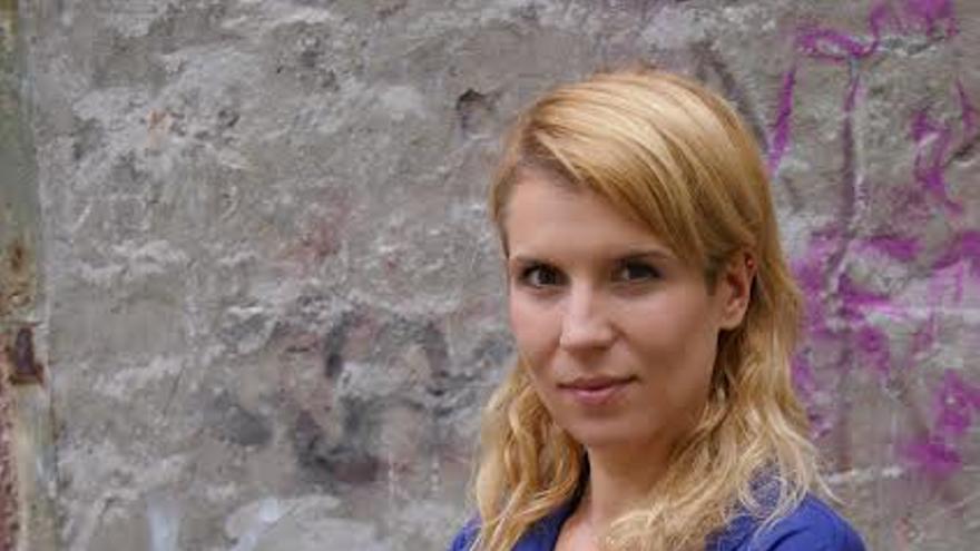 La feminista polaca Karolina Kieckiewicz trabaja para la Federación de las Mujeres y Planificación Familiar en su país. | Imagen cedida a eldiario.es