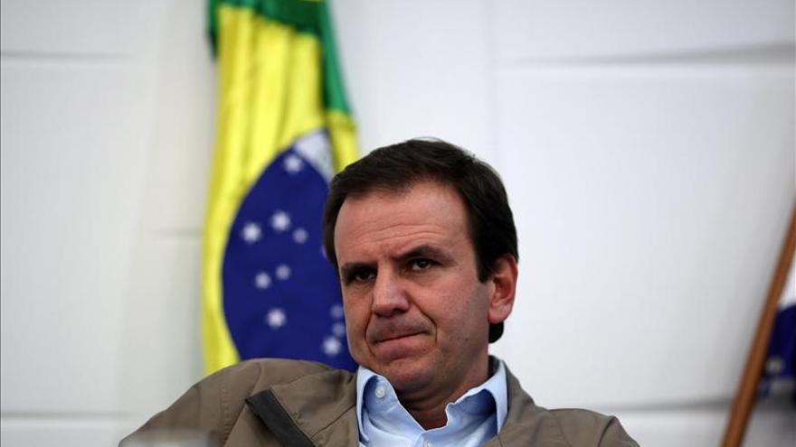 El alcalde de Río releva a Bloomberg al frente de asociación de ciudades C40