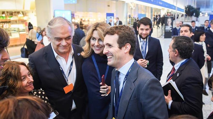 """Casado pide al Gobierno que no """"engañe"""" a los españoles con su propuesta hipotecaria"""
