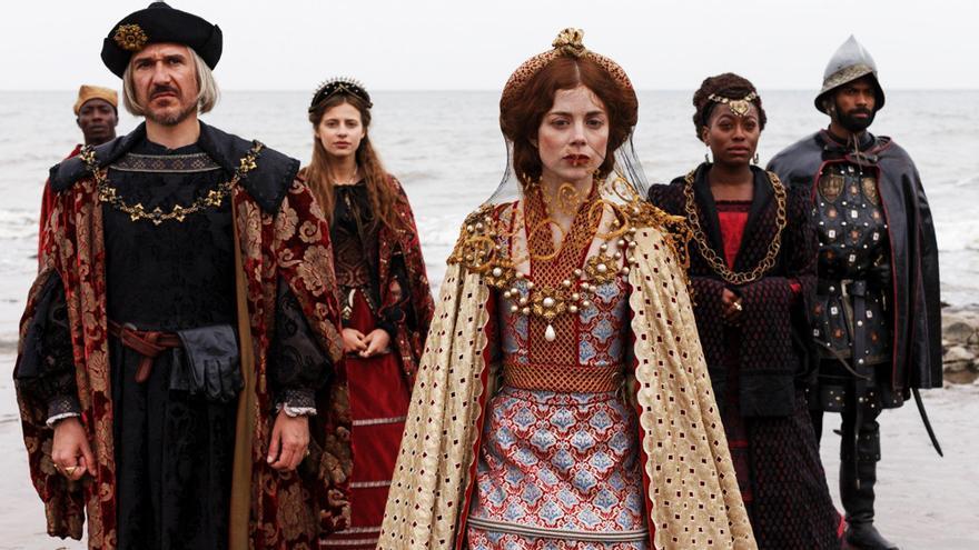 Fotograma de 'The Spanish Princess'