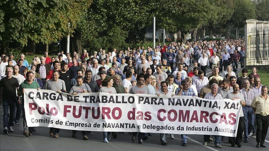 La Audiencia Nacional anula el IV Convenio colectivo de Navantia