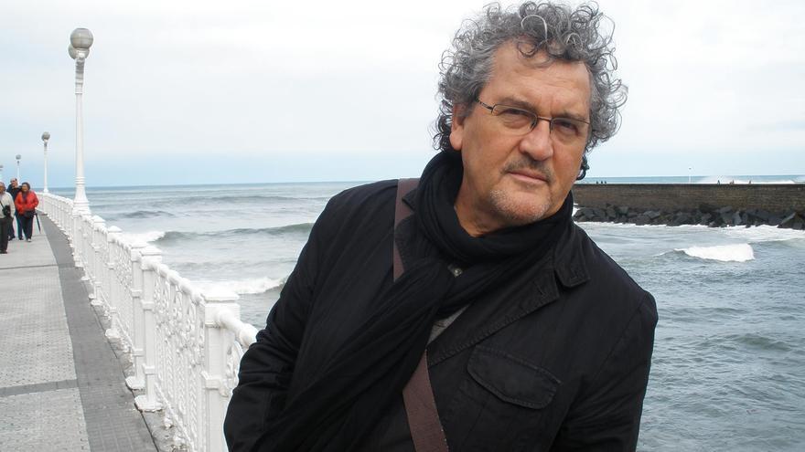 Seve Calleja autor de la obra 'Muerte en el Adur'