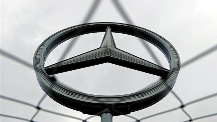 Mercedes-Benz Cars sube las ventas hasta octubre un 10,7 por ciento