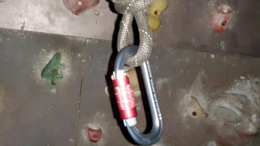 Mosquetón Oval XL 2 Lock de Camp