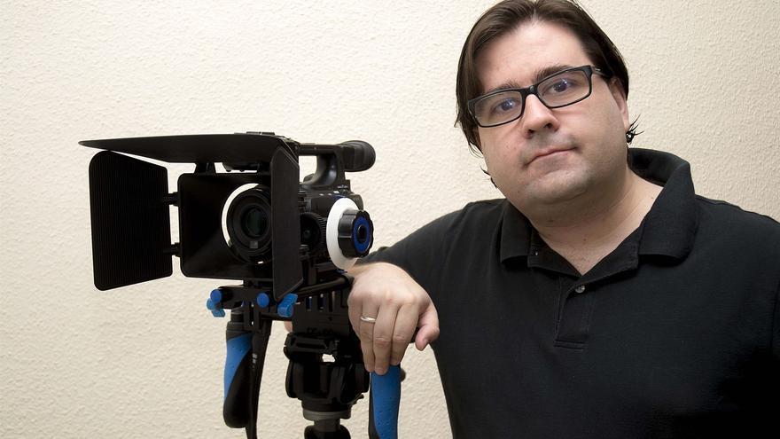 El productor reinosano Richard Zubelzu.