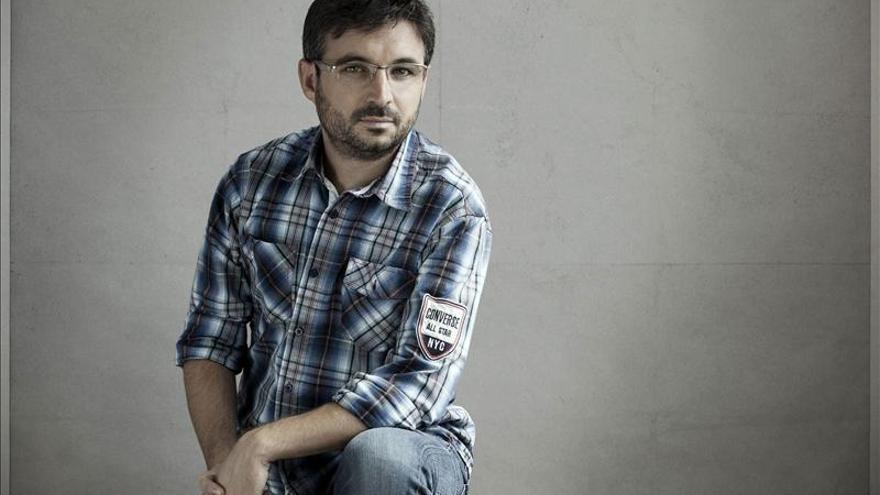 El periodista catalán, Jordi Évole, director de 'Salvados'