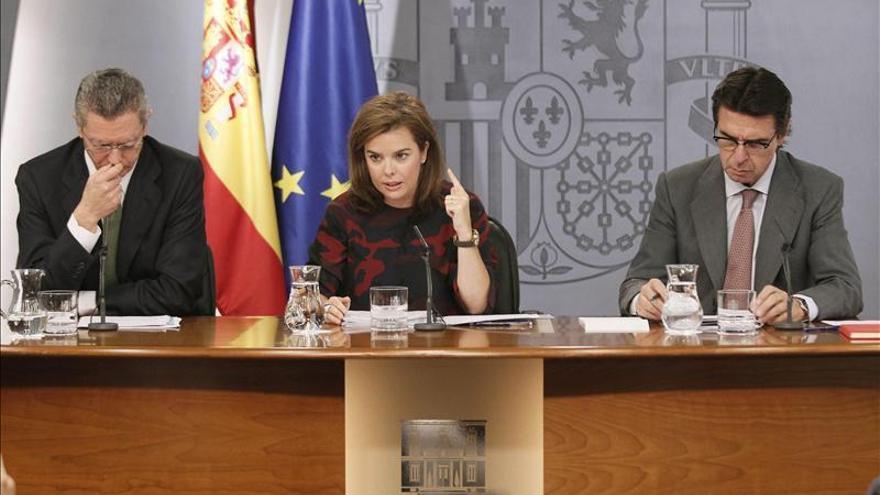 El Gobierno dice que las operaciones no han afectado a las funciones del Rey