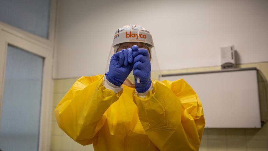 Santa Cruz y La Laguna superan el centenar de contagios de coronavirus en las últimas 24 horas