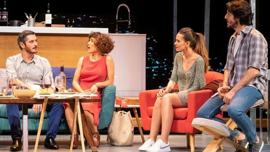 El Teatro Arriaga de Bilbao acoge en septiembre la comedia 'Perfectos desconocidos'