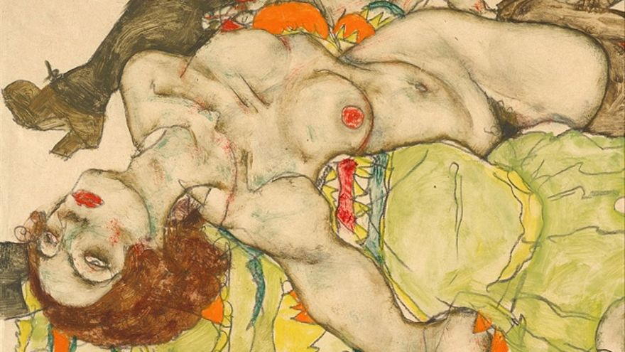 Foto: Egon Schiele / Google Art Project